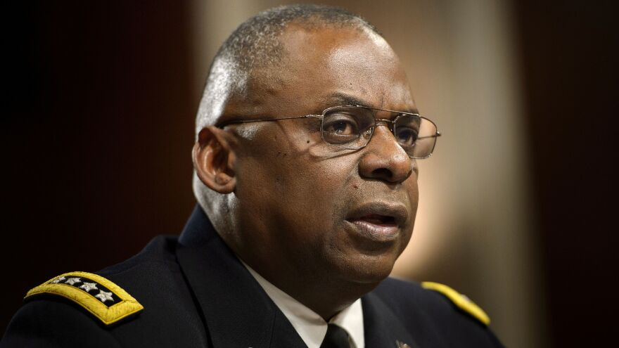 Retired Army Gen. Lloyd Austin, pictured in March 2016 when he served as commander of the U.S. Central Command, has been selected by President-elect Joe Biden to serve as defense secretary.