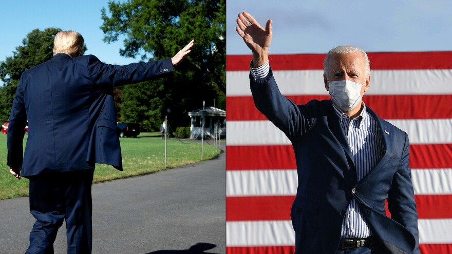 In an NPR/<em>PBS NewsHour</em>/Marist poll, Americans view President Trump as either below average or one of the worst U.S. presidents, while incoming President-elect Joe Biden gets better reviews.