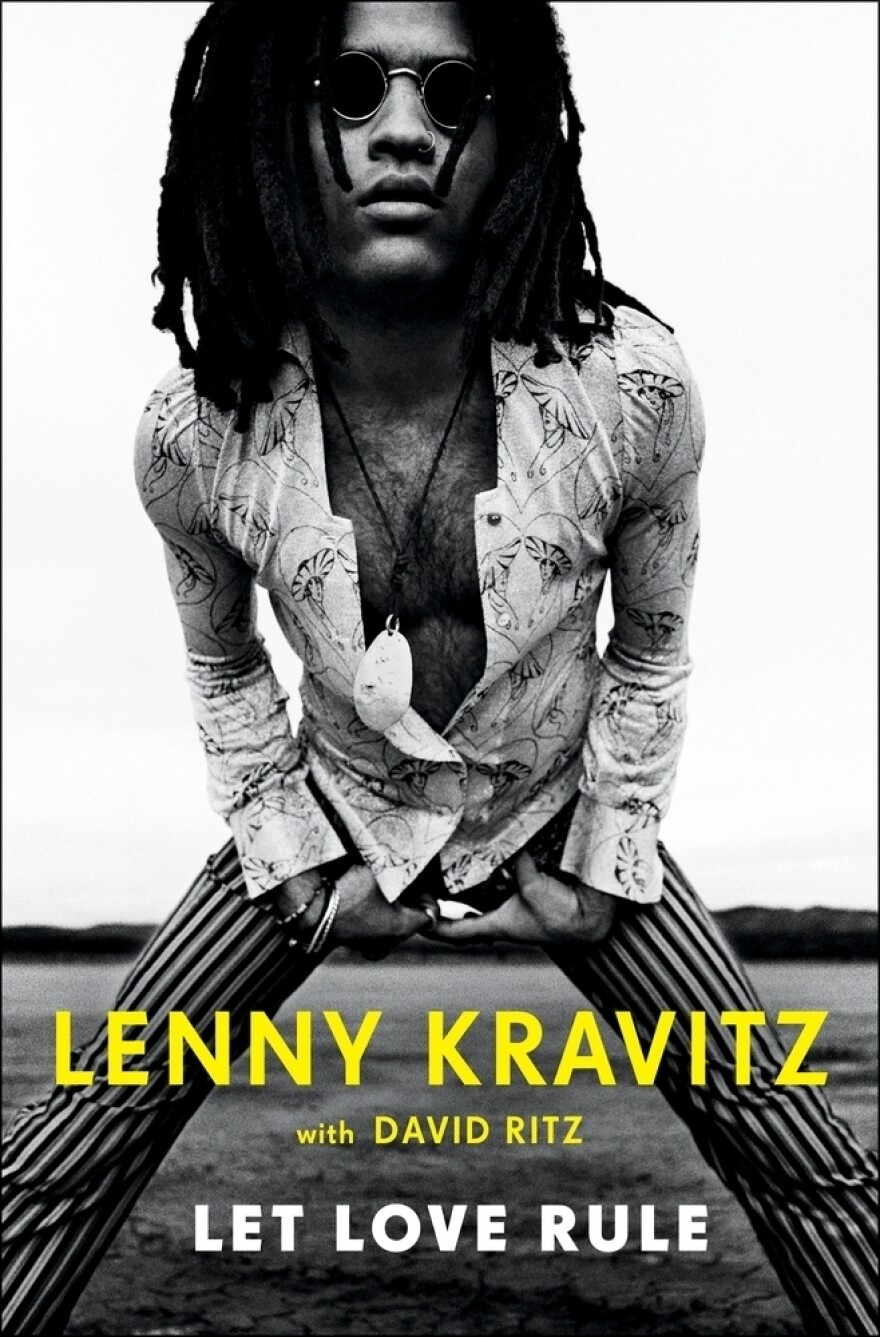 Let Love Rule, by Lenny Kravitz