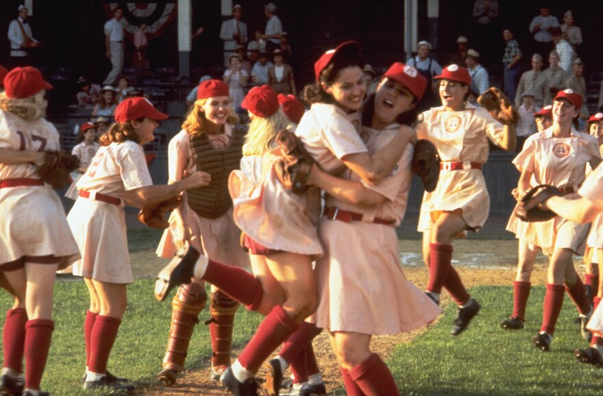Penny Marshall may be best remembered for <em>A League Of Their Own</em> — one of those films that are powerfully imprinted on a lot of their devotees.