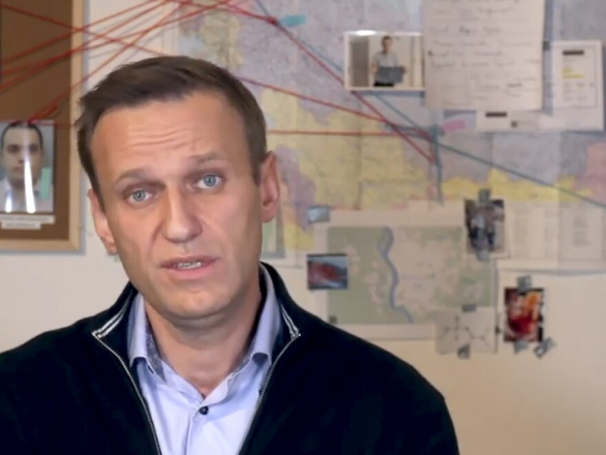 Russian opposition activist Alexei Navalny reportedy duped Russian agent Konstantin Kudryavtsev to reveal details about his own poisoning in August.