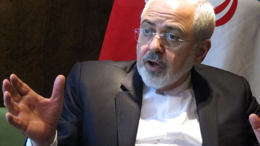 "A letter from U.S. senators suggests the lawmakers ""not only do not understand international law, but are not fully cognizant of the nuances of their own Constitution,"" says Iranian Foreign Minister Mohammad Javad Zarif."