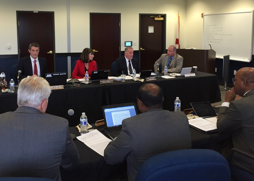 The Florida Board of Pharmacy Controlled Substance Subcommittee