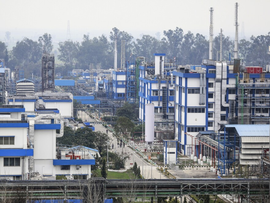 An FDA inspection of this Ranbaxy facility in Toansa, Punjab, India, in 2014, revealed drug quality testing violations, resulting in the FDA prohibiting Ranbaxy from marketing drugs in the U.S. that were manufactured at this plant.