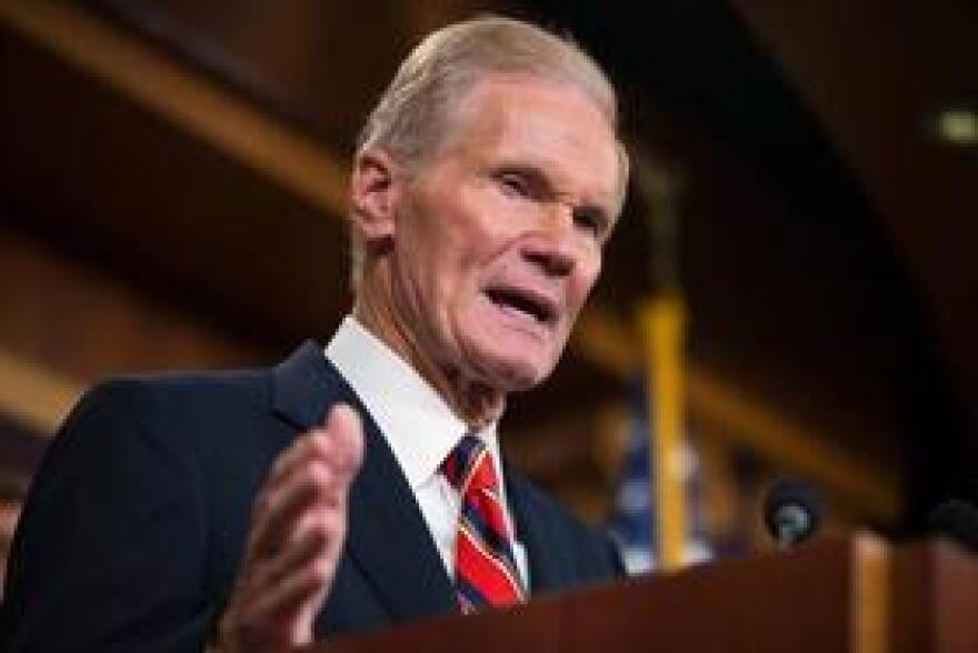 U.S. Sen. Bill Nelson, D-Orlando, recently completed a whirlwind tour of North Florida. Nelson met with civic and political groups in Democratic as well as Republican strongholds.