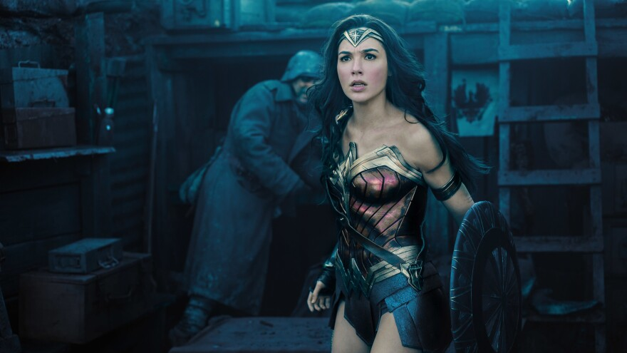 Superhero movies are everywhere, but superhero music is in decline. Who will help us? Who?