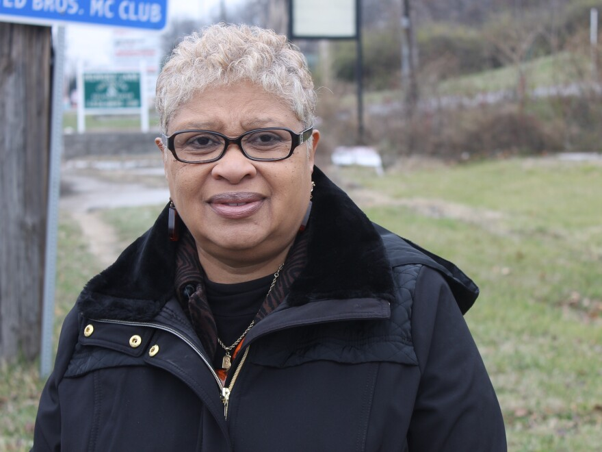 Because of the new state law, Cool Valley Mayor Viola Murphy says, her city won't be able to provide a local match to pay for sidewalks along the busy South Florissant Road.