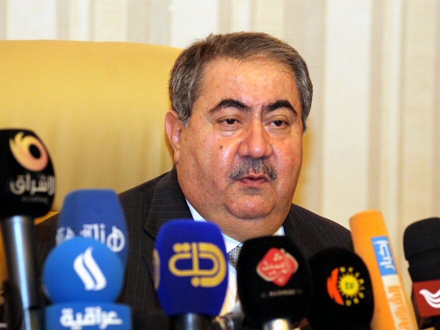 Iraqi Finance Minister Hoshyar Zebari announced Tuesday that the Iraqi government and the Kurdistan region have started implementing a deal under which Baghdad resumes funding Kurdish civil servant salaries in return for a share of Kurdish oil exports.