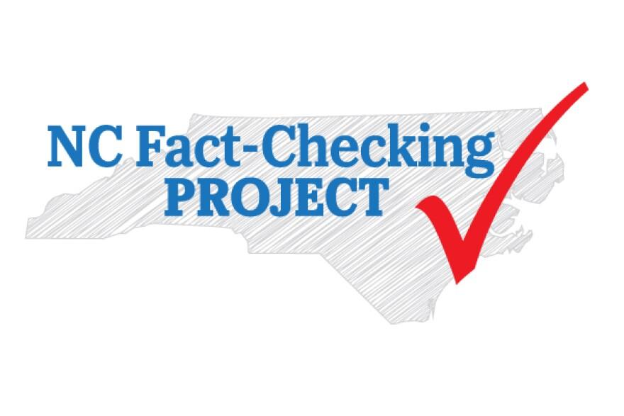 NC Fact-Checking Project logo