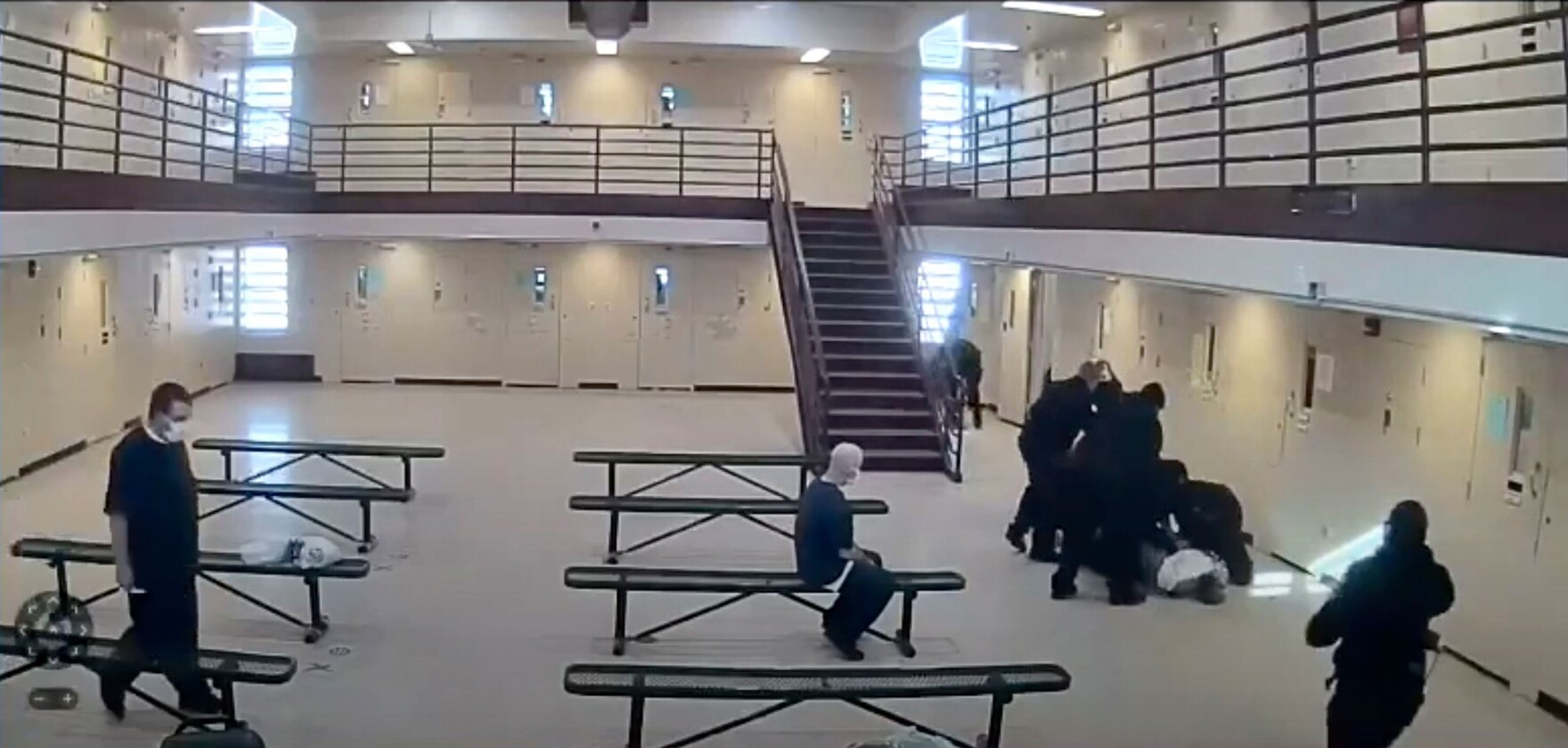 Death At Orient Prison Prompts Statewide Changes To Security Cameras (image)