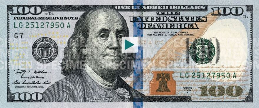 """<a href=""""https://www.uscurrency.gov/security/100-security-features-2013-present"""">Explore The High-Tech Features In The Newest $100 Bills</a><a href=""""https://www.uscurrency.gov/security/100-security-features-2013-present""""> </a>"""