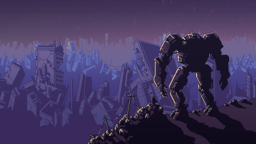 When nothing else works, you can lose yourself in the simple repetition of a game like <em>Into the Breach</em>.