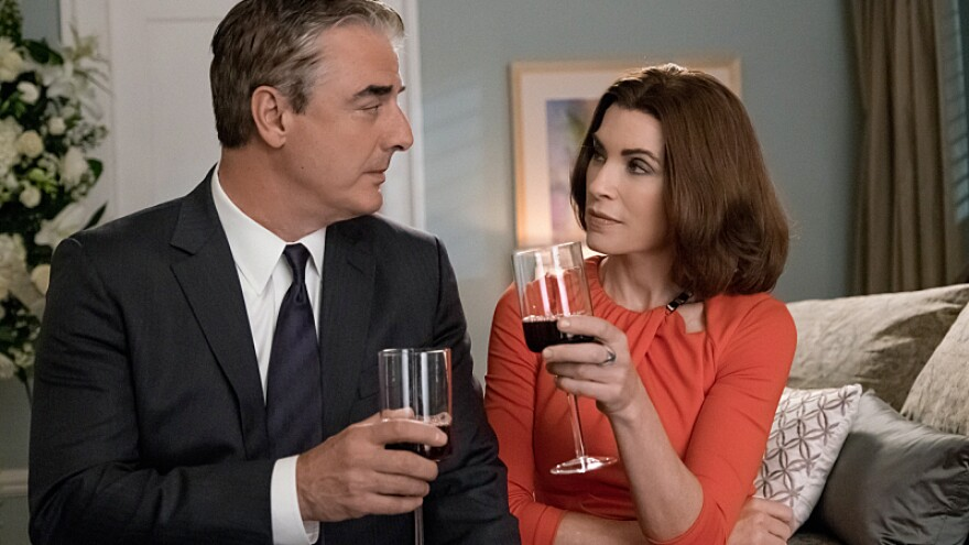 As <em>The Good Wife</em> comes to a close, Alicia Florrick (Julianna Margulies) has risen to managing partner at her Chicago law firm and Peter Florrick (Chris Noth) is again facing corruption charges.
