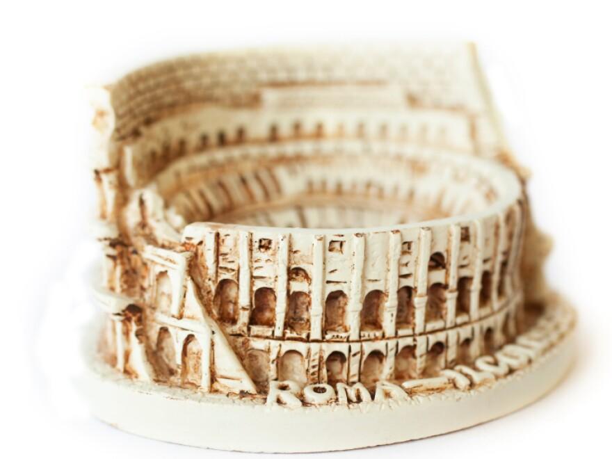 The Coliseum.