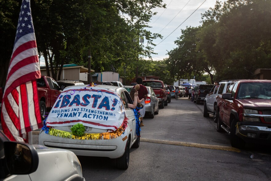 BASTA is one of the groups that helped residents organize to purchase their land.