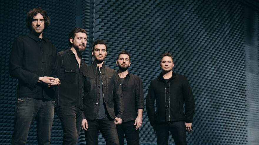 """""""I think we've been through everything you could possibly get thrown at you in a band,"""" Snow Patrol's Gary Lightbody says."""