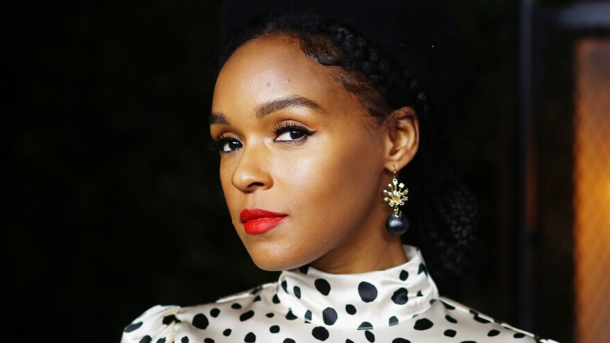 Janelle Monáe's film roles include <em>Moonlight</em> and <em>Hidden Figures</em>. Her most recent album is <em>Dirty Computer. </em>