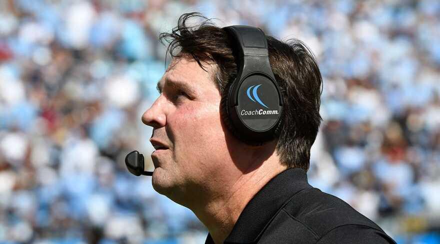 USC Coach Will Muschamp