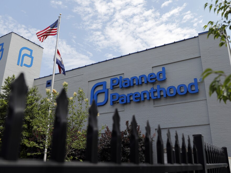 "Lawyers for Planned Parenthood told the court in a lawsuit filed last month that the Missouri law would mean ""patients will be subject to significant and irreparable constitutional, medical, emotional, and other harms for which no adequate remedy at law exists."""
