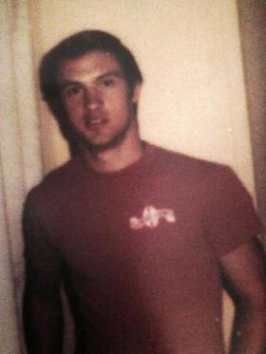 Undated photo of convicted killer Michael Lambrix.