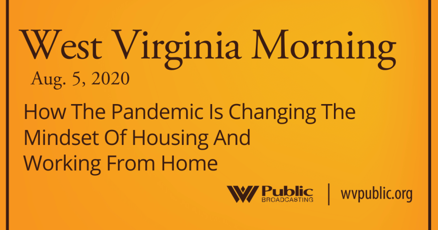 080520 How The Pandemic Is Changing The Mindset Of Housing And Working From Home