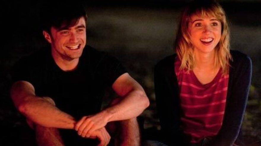 Wallace, played by Daniel Radcliffe in What If, is a medical school dropout cynical about love — until he meets Chantry, played by Zoe Kazan, with whom he shares an instant connection despite her having a long-term boyfriend.