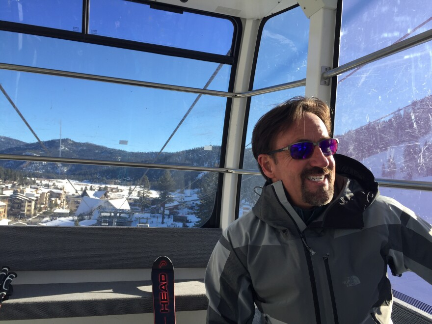 Andy Wirth, CEO of Squaw Valley and Alpine Meadows resorts, thinks skiing will still be viable in the decades to come.