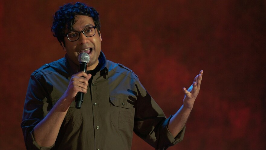 Hari Kondabolu's Netflix special <em>Warn Your Relatives </em>is one of the comedy specials you can find streaming right now.