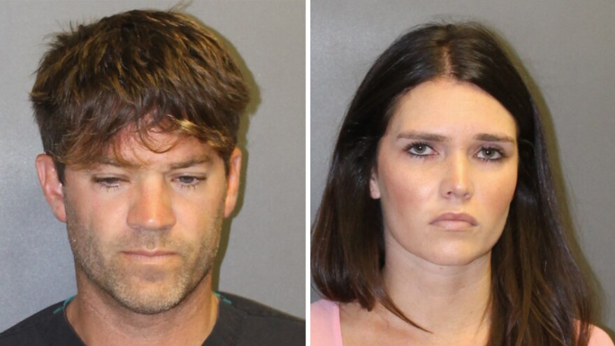 Grant Robicheaux and Cerissa Riley have been arrested and charged with rape and assault. Authorities say there may be hundreds of victims based on the video footage they have examined.