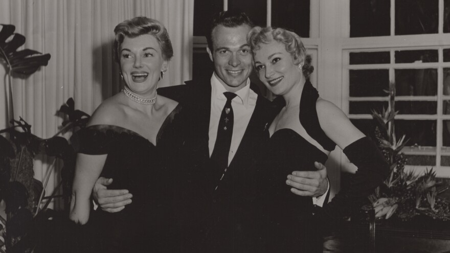 "Scotty Bowers, the subject of a new documentary, was more than a sexual facilitator to Hollywood's biggest stars: ""these were lasting and important friendships that he had,"" director Matt Tyrnauer says."