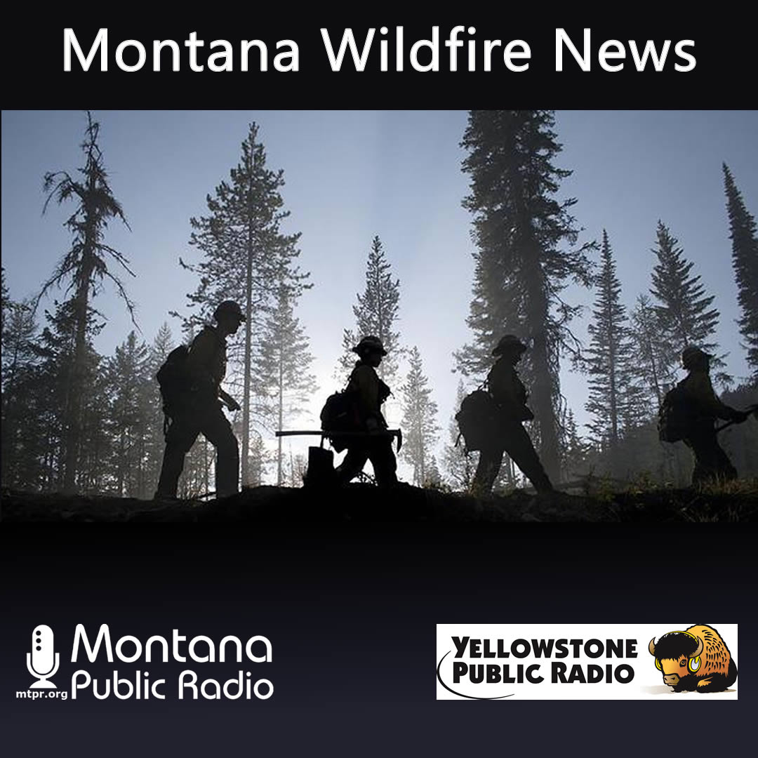 Montana Wildfire Update For August 03, 2021
